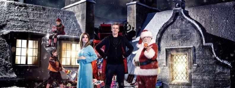 5 certezze di natale Doctor Who