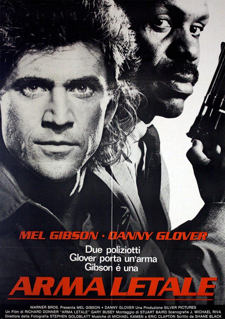 Arma Letale (1988): hey Riggs! Buon Natale 1