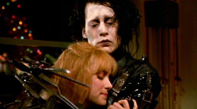 Edward mani di forbice (1990): un taglio ai pregiudizi 4