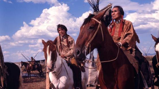 film western piccolo grande uomo