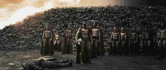 300 (2007): spartani qual è il vostro mestiere? 3