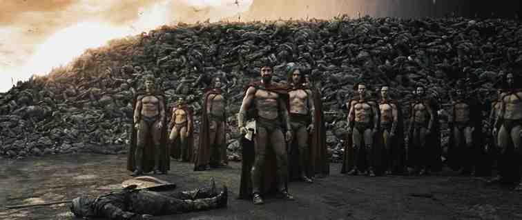 300 (2007): spartani qual è il vostro mestiere? 6