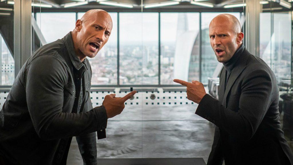 Fast & Furious: Hobbs & Shaw (2019): i gemelli diversi 1