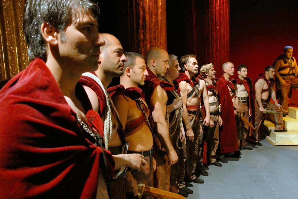 Cesare deve morire (2012): Shakespeare a Rebibbia 1