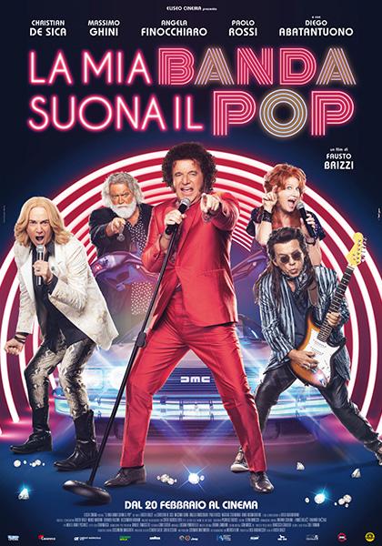 locandina film al cinema a febbraio la mia banda suona il pop