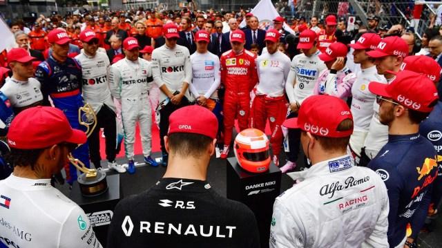 Tributo a Niki Lauda