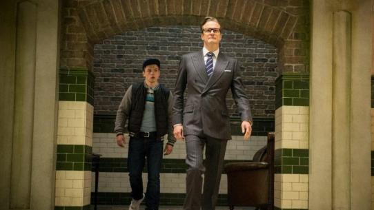 kingsman secret service 2014 migliori film d'azione