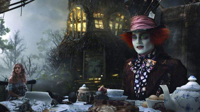 Alice in wanderland