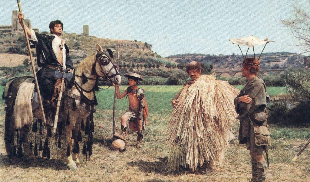 L'armata Brancaleone (1966): Don Chisciotte dell'Umbria 1