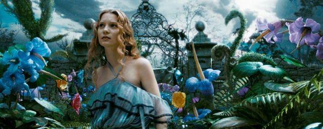 Alice in Wonderland (2010): amaro in bocca 2
