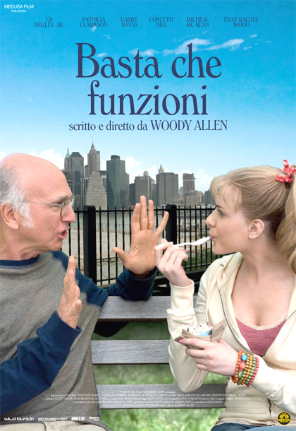 Basta che funzioni (2009): life mantra! 8