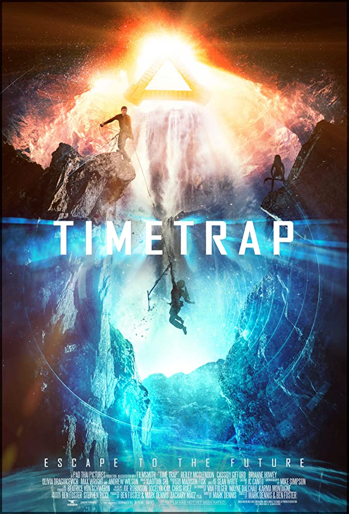 time trap 2017 locandina