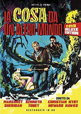 """La cosa da un altro mondo (1951): """"la cosa"""" prima di Carpenter 7"""