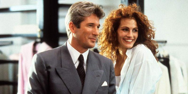 pretty woman film cult anni 90