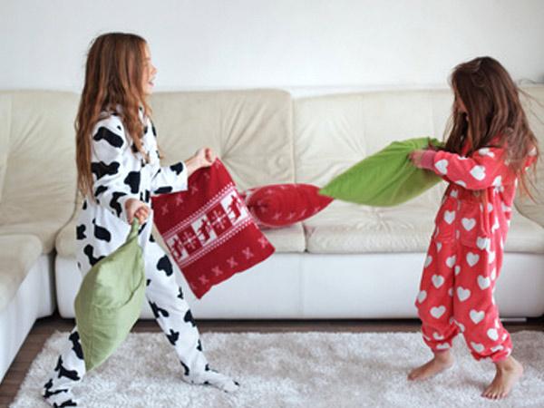 Pigiama Party organizzazione feste in pigiama per bambini