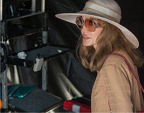 Анджелина Джоли о совместной работе с Брэдом Питтом: «Это было очень тяжело»