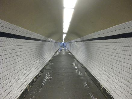 Norwood Junction Station subway