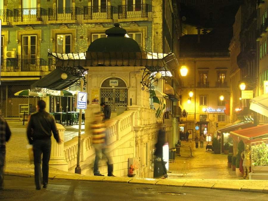 Lisabon: KAD IZGUBITE GLAVU ZBOG GRADA! (1)