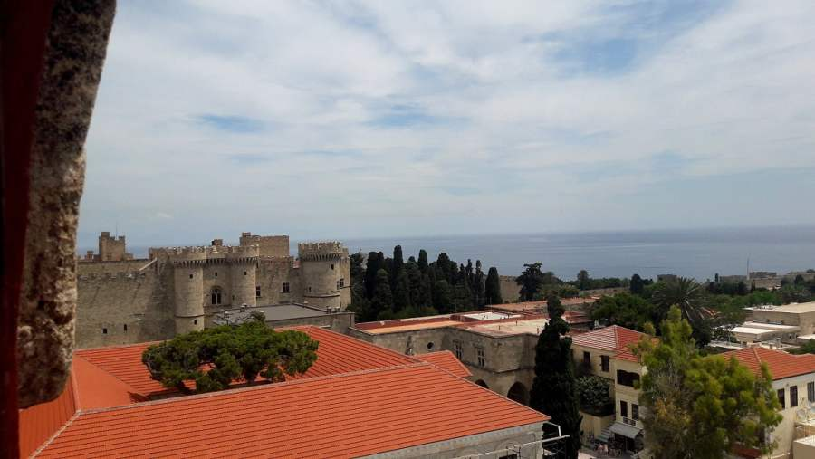 Rhodes Greece: MEET THE (MALTESE) KNIGHTS (4)