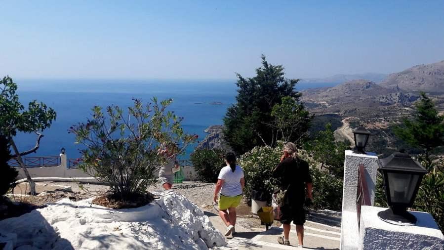 Rodos Grčka: VOZIMO SE NA ISTOK (7)