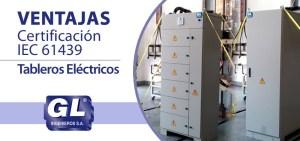 Tableros Eléctricos con Certificado IEC61439