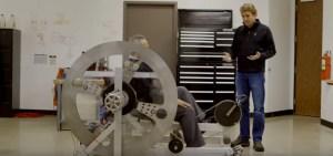 Bicicleta para Generar Energía Eléctrica