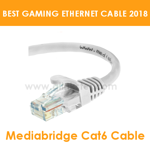 Best Ethernet Cable For Gaming 2018 Updated Today