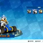 Penta Penguin - Penta Blue Jay Skin Crash Team Racing Nitro-Fueled