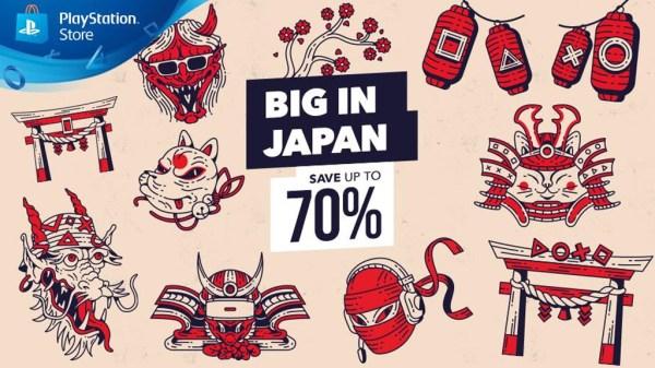 PlayStation Big in Japan wyprzedaż