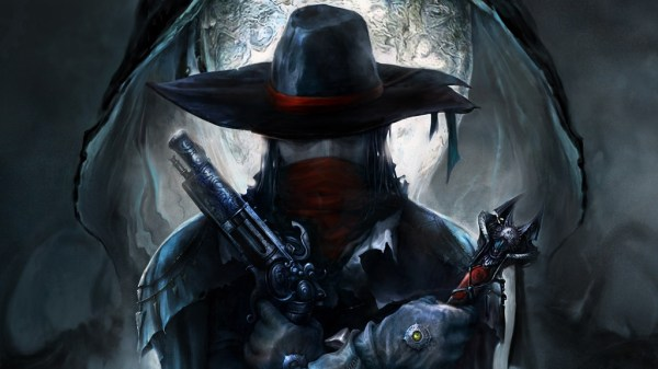 The Incredible Adventures of Van Helsing II art
