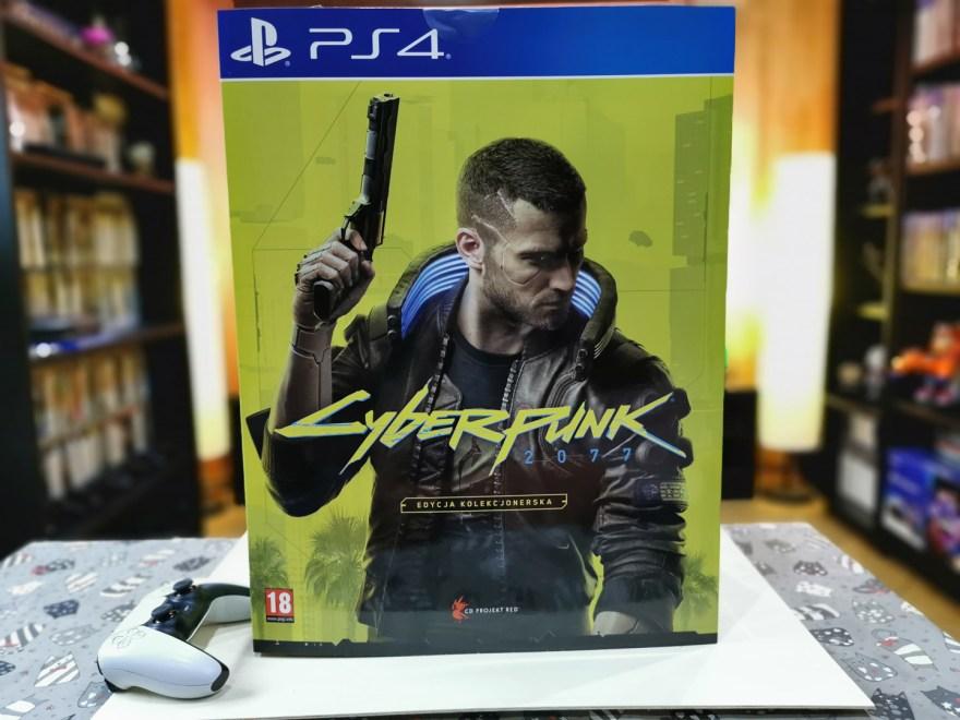 Cyberpunk 2007 Edycja kolekcjonerska PS4