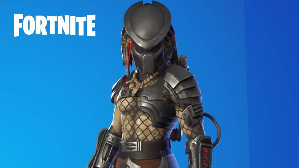 Predator Fortnite