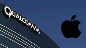 Apple and Qualcomm