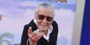 Stan Lee Way