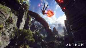 Anthem Launch Day Update