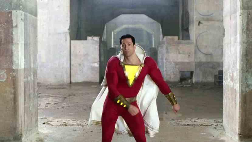 New Shazam Movie Beats Captain Marvel for the Top Spot on the SA Box Office