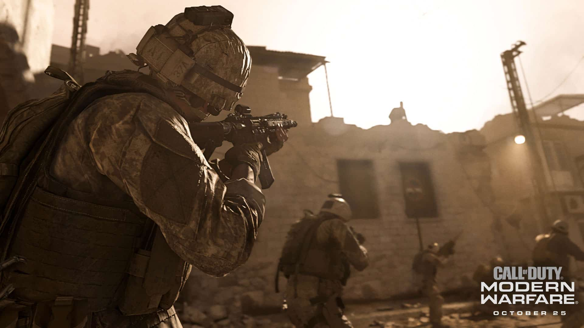 Rumour Call Of Duty Modern Warfare Battle Royale Set To Launch