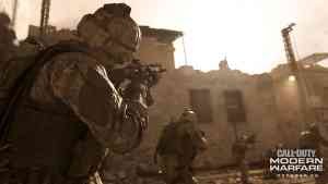 Call of Duty: Modern Warfare update 1.09