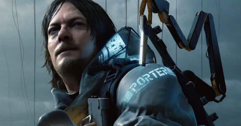 Death Stranding gameplay TGS 2019 PlayStation PS4 Kojima Productions