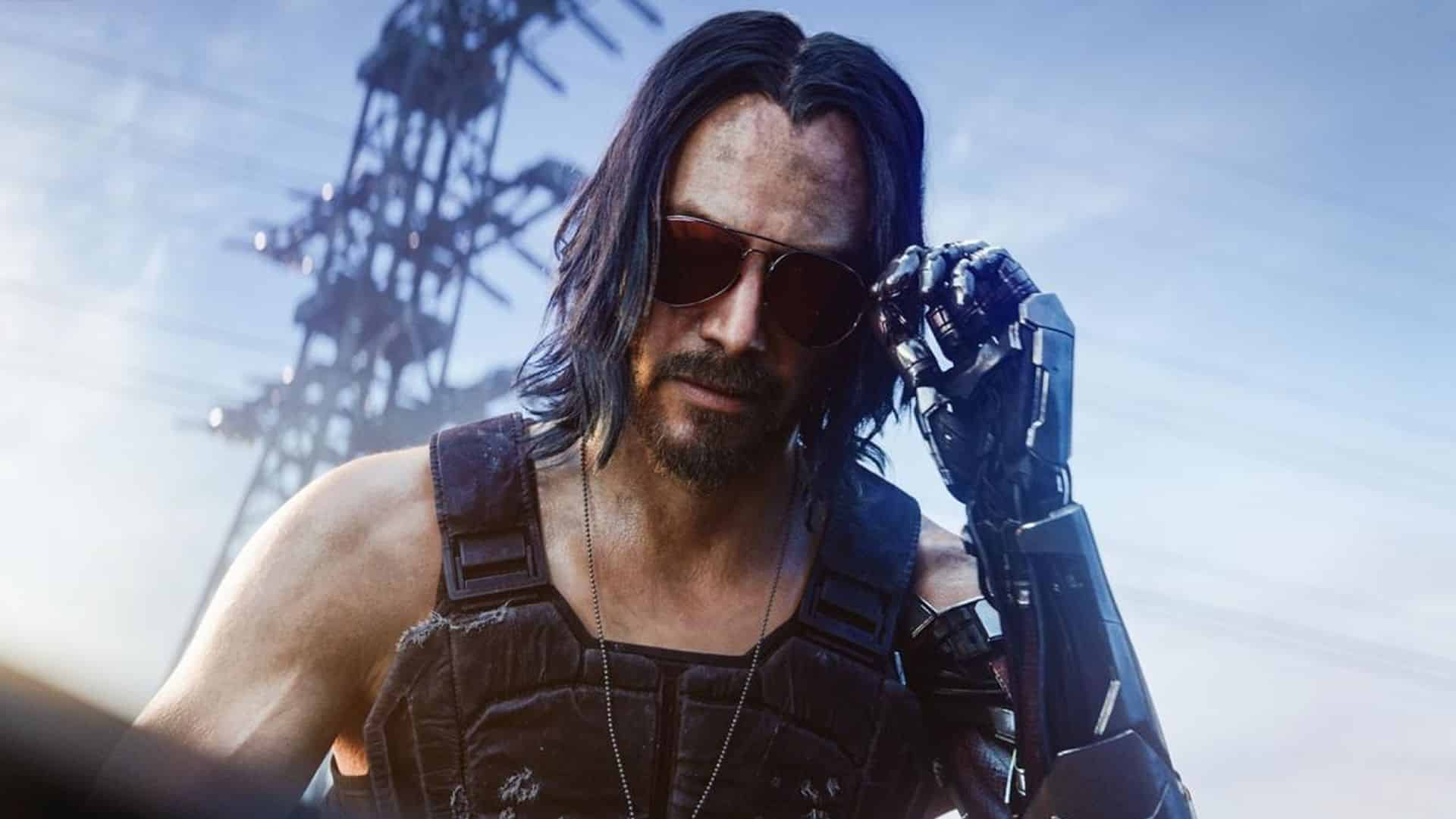 Cyberpunk 2077 Originally Had Wall Running Mechanics - GLITCHED