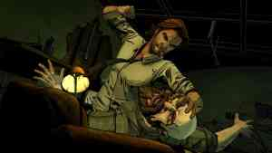 Telltale Games LCG Entertainment Wolf Among Us