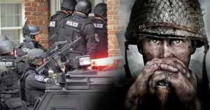 Call of Duty Swatting