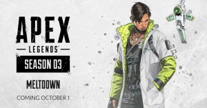 Apex Legends Season 3 Crypto Respawn Entertainment EA