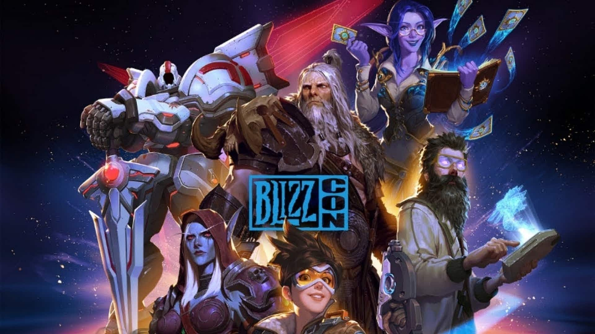 Blizzard Announces Digital 'BlizzConline' For February 2021 - GLITCHED