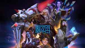 Blizzcon 2019 schedule Diablo 2 remastered diablo 4 overwatch 2 world of warcraft blizzard