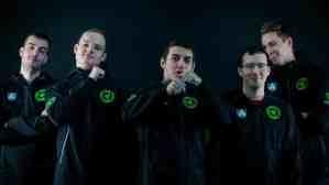 Alliance Dota 2 roster Dota 2 esports DPC Season