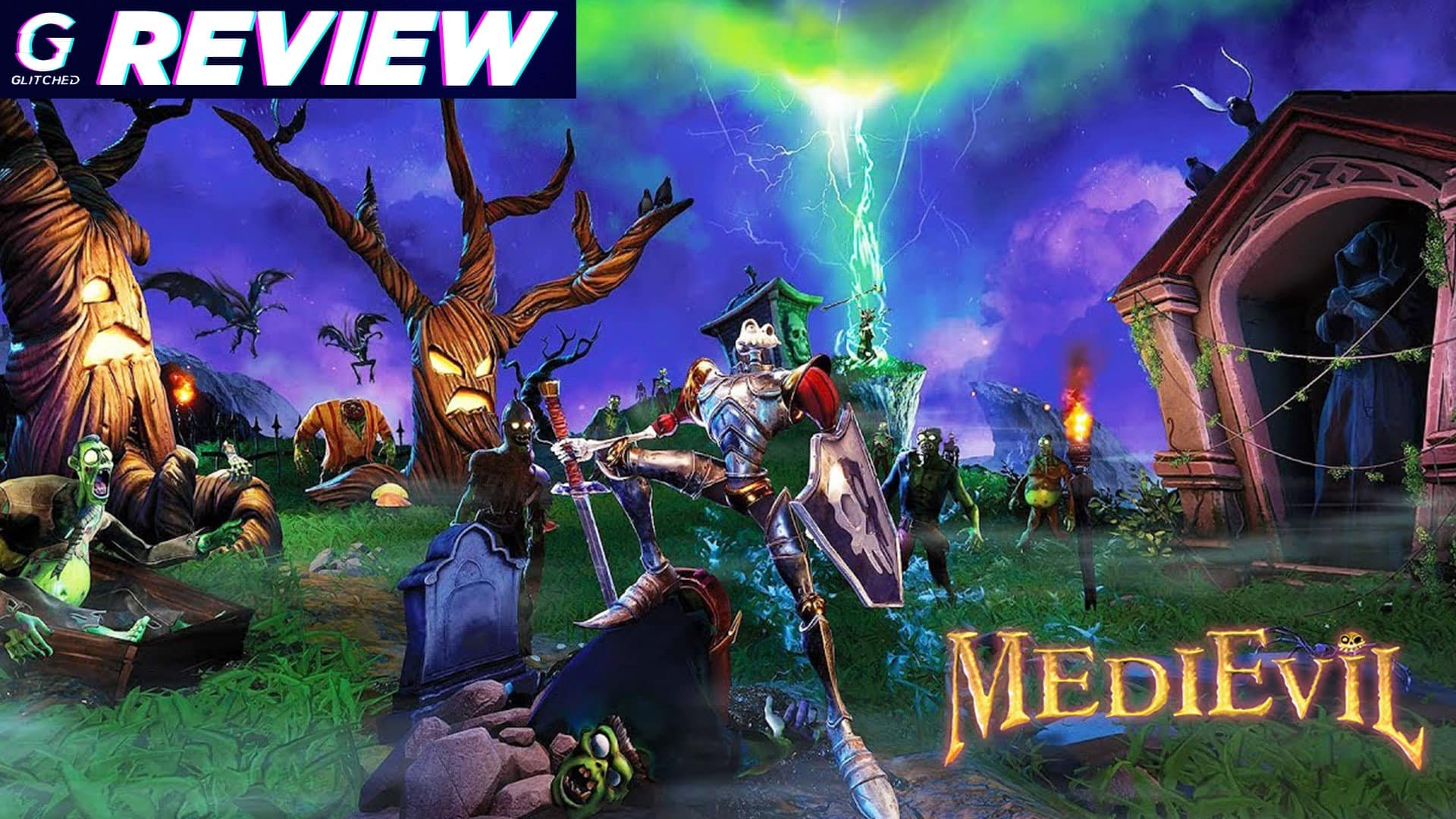 Medievil Remake Review Sir Dan Rises From The Dead
