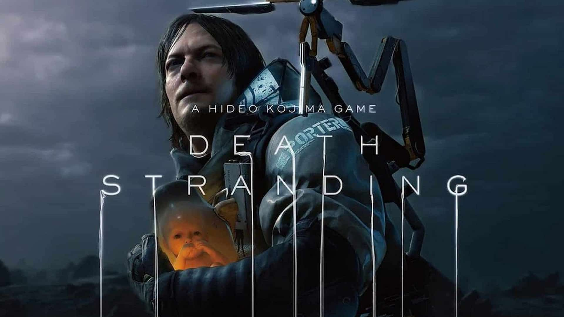 Death Stranding PC Half LifeReview Treadmill PS4