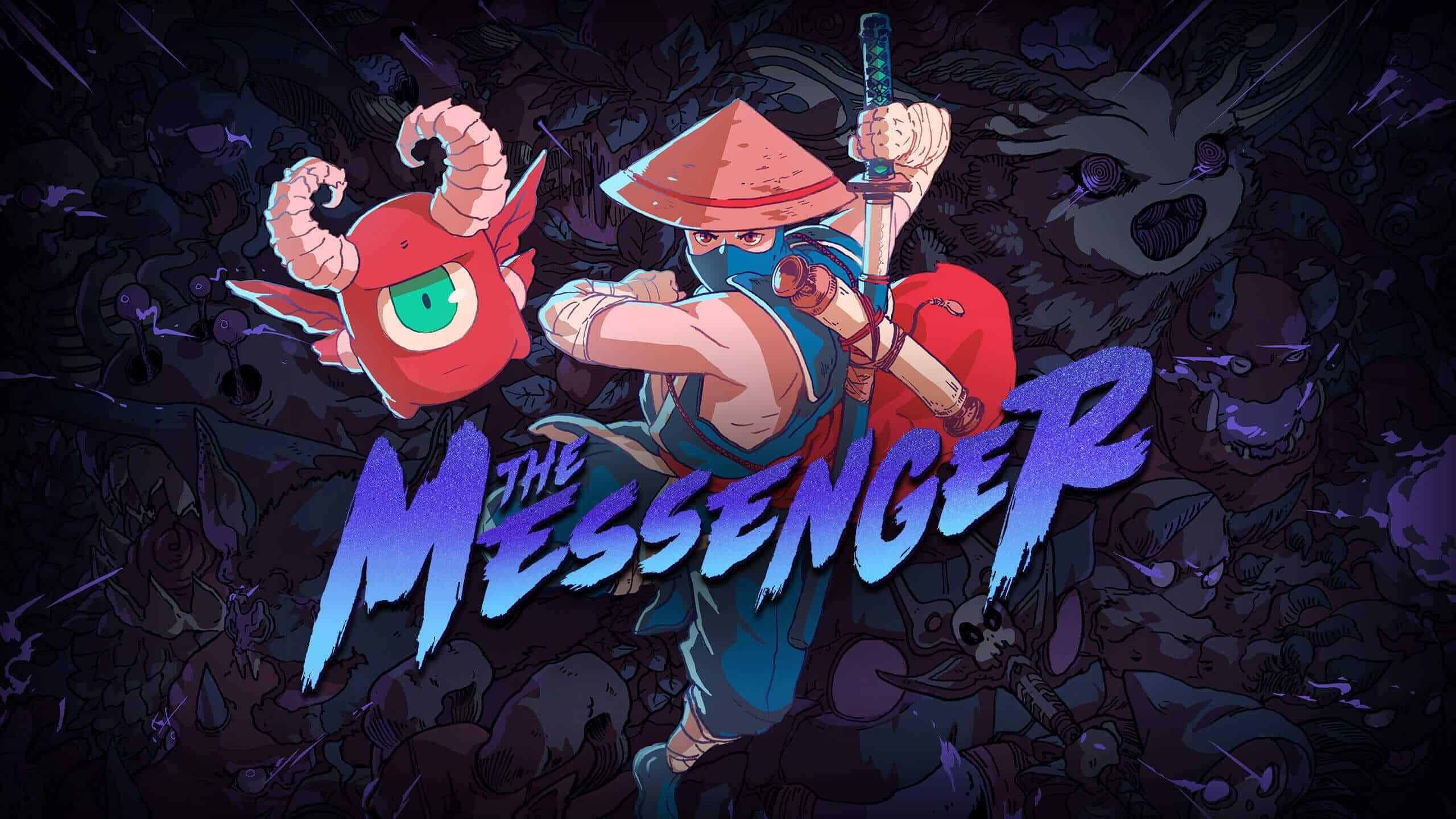 free game Epic Games Store The Messenger Devolver Digital Sabotage