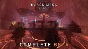 Black Mesa Xen Levels Ending Crowbar Collective Half-Life Steam